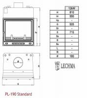 PL 190 Standard 12kw UO ���������� ����� ���������