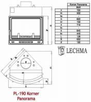 PL-190 Korner Panorama 8Kw UO ���������� ����� ���������