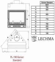 PL 190 Korner Standard 8Kw UO ���������� ����� ���������